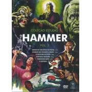 COLEÇÃO ESTUDIO HAMMER VOL 3 DVD