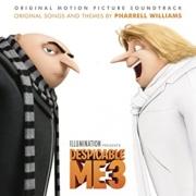 DESPICABLE ME 3 ORIGINAL MOTION PICTURE SOUNDTRACK CD