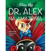 DR ALEX NA AMAZONIA RITA LEE