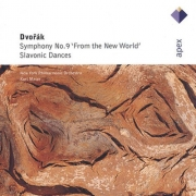 DVORAK SYMPHONY NO. 9 FROM THE NEW WORLD SLAVONIC DANCES CD
