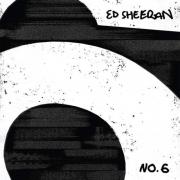 ED SHEERAN NO.6 COLLABORATIONS PROJETC CD