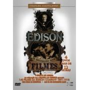 EDISON A INVENÇAO DOS FILMES BOX DVD