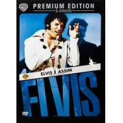 ELVIS E ASSIM PREMIUM EDITION DVD