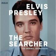 ELVIS PRESLEY THE SEARCHER  SOUNDTRACK CD