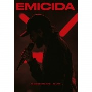 EMICIDA. 10 ANOS DE TRIUNFO DVD