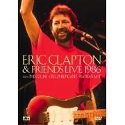 ERIC CLAPTON & FRIENDS LIVE 1986 DVD