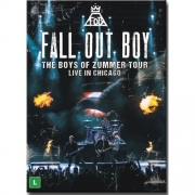 FALL OUT BOY THE BOYS OF ZUMMER TOUR LIVE IN CHICAGO DVD