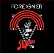 FOREIGNER LIVE AT THE RAINBOW 78 CD