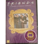 FRIENDS QUINTA TEMPORADA COMPLETA DVD
