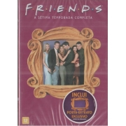 FRIENDS SETIMA TEMPORADA COMPLETA DVD