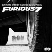 FURIOUS 7 ORIGINAL MOTION PICTURE SOUNDTRACK CD