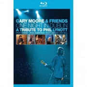 GARY MOORE & FRIENDS ONE NIGHT IN DUBLIN BLU RAY