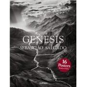 GENESIS SEBASTIAO SALGADO 16 POSTERS