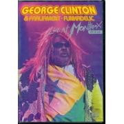 GEORGE CLINTON E PARLIAMENT FUNKADELIC DVD