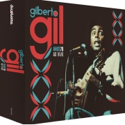 GILBERTO  GIL ANOS 70 AO VIVO 3 CDS