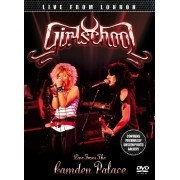 GIRLSCHOOL LIVE FROM THE CAMDEN PALACE DVD