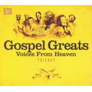 GOSPEL GREATS VOICES FROM HEAVEN TRILOGY CD