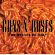 GUNS N ROSES THE SPAGHETTI INCIDENT CD