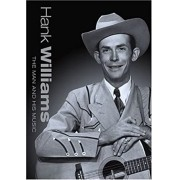 HANK WILLIAMS. THE MAN AND HIS MUSIC DVD
