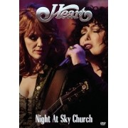HEART NIGHT AT SKY CHURCH DVD