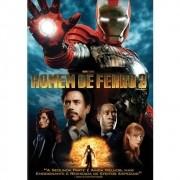 HOMEM DE FERRO 2 DVD