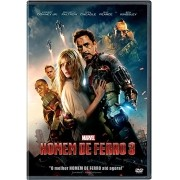 HOMEM DE FERRO 3 DVD
