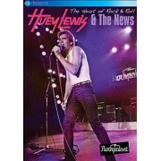 HUEY LEWIS & THE NEWS THE HEART OF ROCK & ROLL DVD