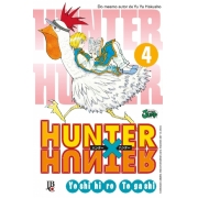 HUNTER X HUNTER VOL 4