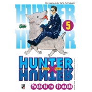 HUNTER X HUNTER VOL 5