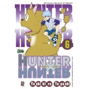HUNTER X HUNTER VOL 6