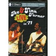 IKE E TINA TURNER THE LEGENDS LIVE IN' 71 DVD