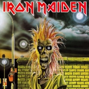 IRON MAIDEN CD