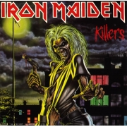 IRON MAIDEN KILLERS CD