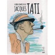 JACQUES TATI A OBRA COMPLETA DVD