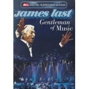 JAMES LAST   GENTLEMAN OF MUSIC CD&DVD