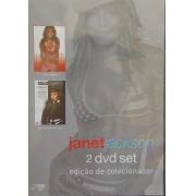JANET JACKSON 2 DVD SET