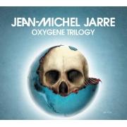 JEAN  MICHEL JARRE OXYGENE TRILOGY CD