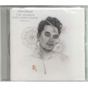 JOHN MAYER THE SEARCH  FOR EVERYTHING CD