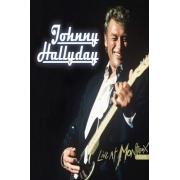 JOHNNY HALLYDAY LIVE AT MONTREUX 1988 DVD