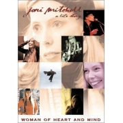 JONI MITCHELL WOMAN OF HEART AND MIND DVD