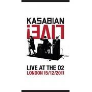 KASABIAN LIVE! LIVE AT THE O2 DVD