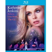 KATHERINE JENKINS BELIEVE LIVE FROM THE O2 BLU RAY
