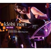 KLEBI NORI AO VIVO CD