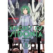 KNIGHTS OF SIDONIA VOL 5