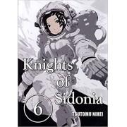 KNIGHTS OF SIDONIA VOL 6
