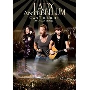 LADY ANTEBELLUM OWN THE NIGHT  DVD