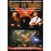 LET IT ROCK THE 60TH BIRTHDAY CONCERT DVD