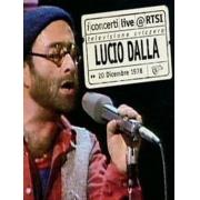 LUCIO DALLA LIVE RTSI DVD