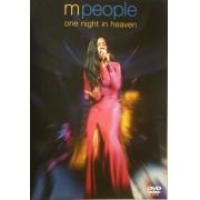 M PEOPLE ONE NIGHT IN HEAVEN DVD