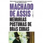 MACHADO DE ASSIS. MEMORIAS POSTUMAS DE BRAS CUBAS